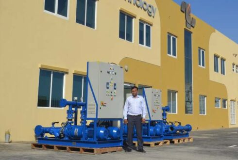 EXPO 2020 Pumps successfully delivered